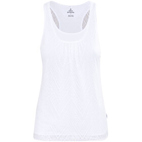 Prana Mika Sleeveless Shirt Women white